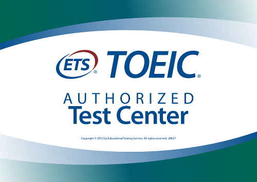 TOEIC Authorized Test Center